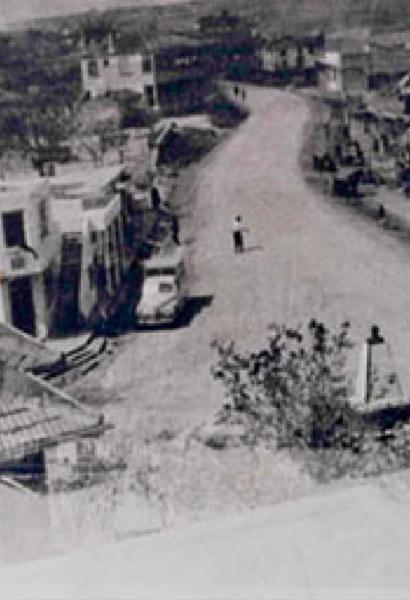 Esenler Meydan'dan bir fotoğraf